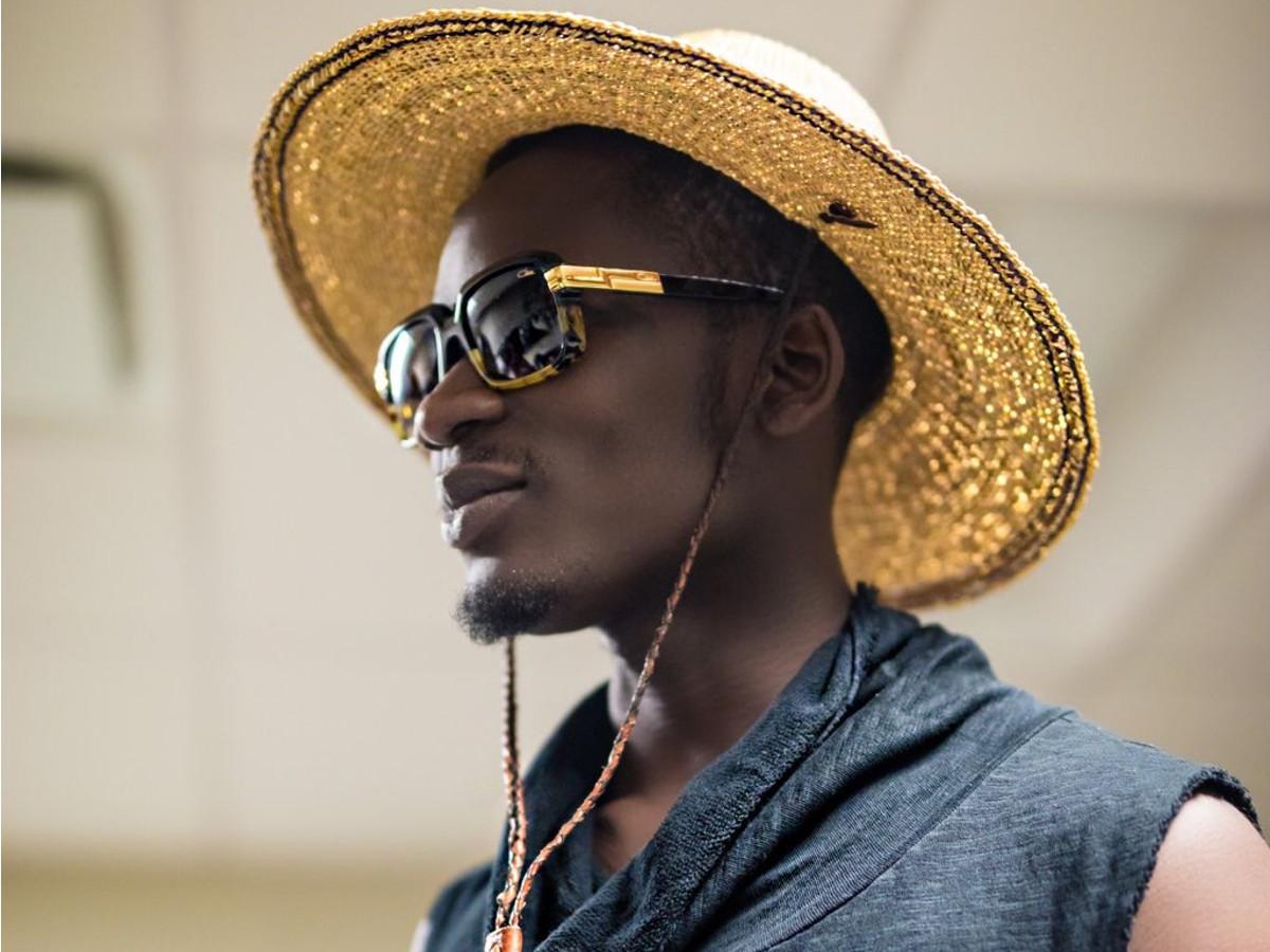 "In my life, I have had ups and down. If my self-worth was based on material things, I would have killed myself.""-Mr Eazi"