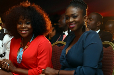 Omawumi, Waje Move Their Joint Business Forward