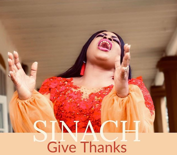 VIDEO: Sinach – Give Thanks