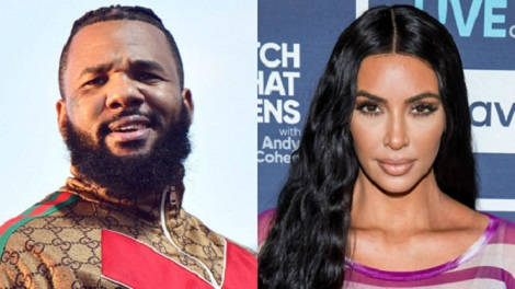 The Game Describes Vile S*x Act With Kim Kardashian In New Track