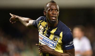 Usain Bolt Retires From Football