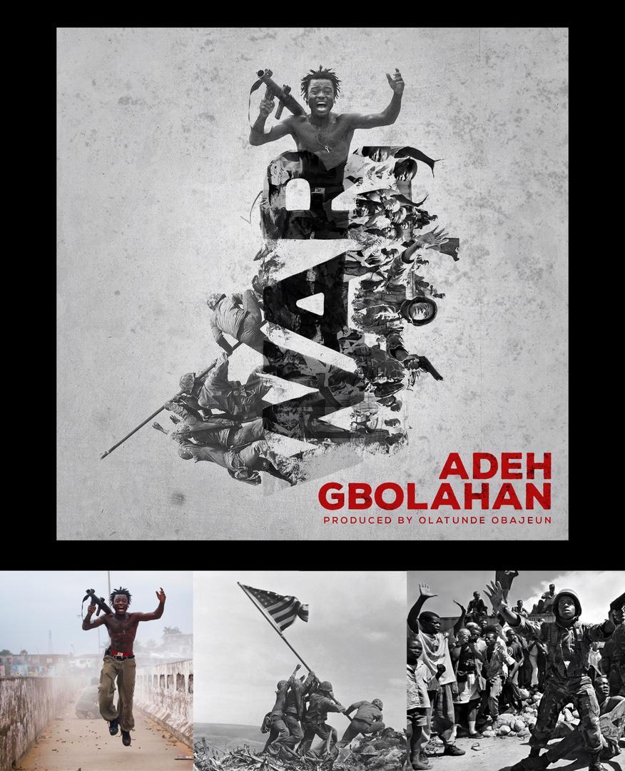 Premiere: Adeh Gbolahan – War | @adestrings