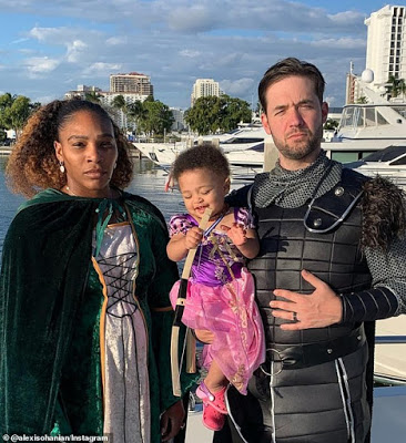 Serena Williams Throws Daughter A HUGE Party