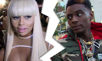 Blac Chyna & Soulja Boy Finally Breaking Up!
