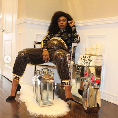 "Ghanaian singer ""Becca"" Shares Baby Bump Photos"