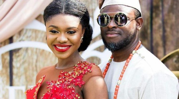 "Ghanaian singer ""Becca"" Welcomes Baby Girl With Nigerian husband"