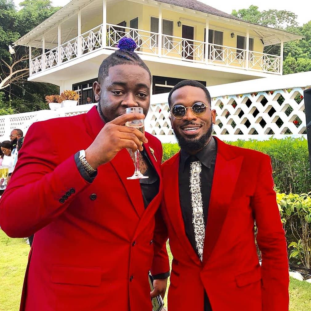 D'Banj Buys A Range Rover For Cheekychizzy