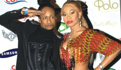 Denrele Edun Pays Tribute To Late Goldie Harvey