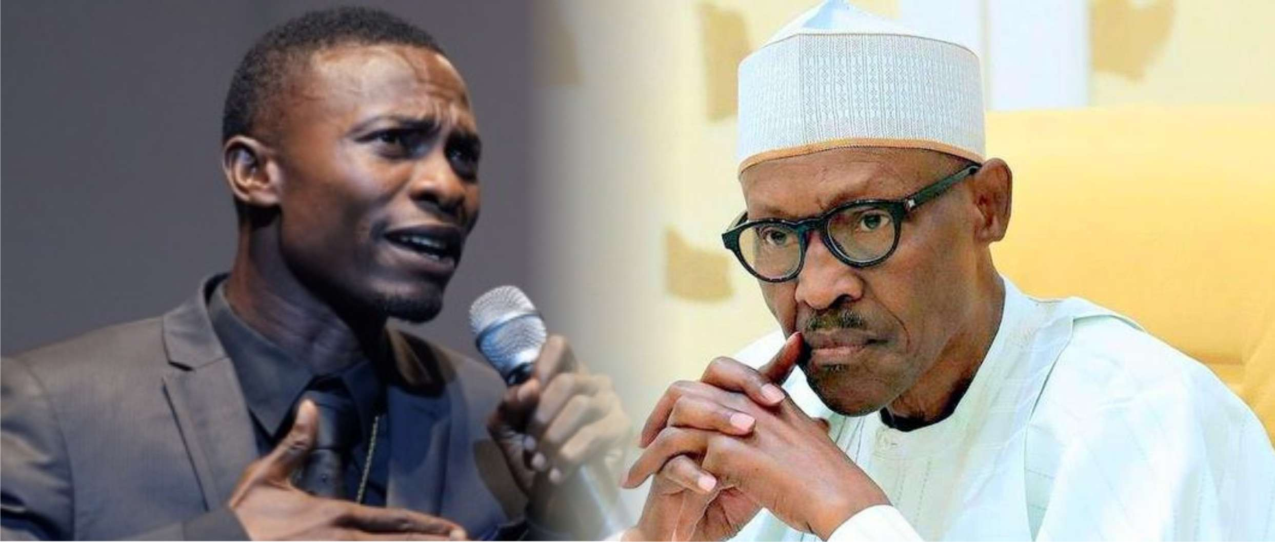 2019 Election: I Go Dye Blasts President Buhari