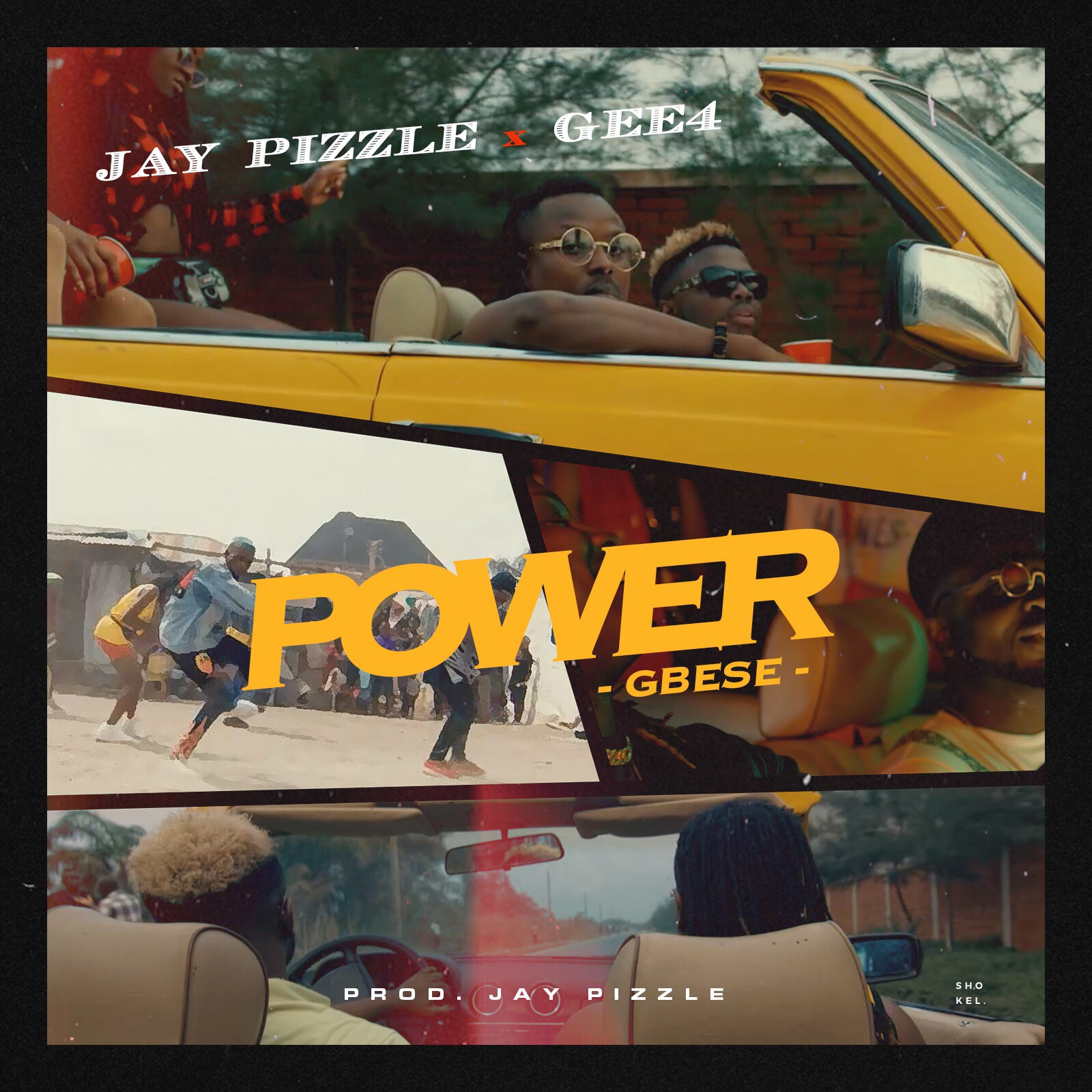 VIDEO: JayPizzle ft. Gee 4 – Power (Gbese)