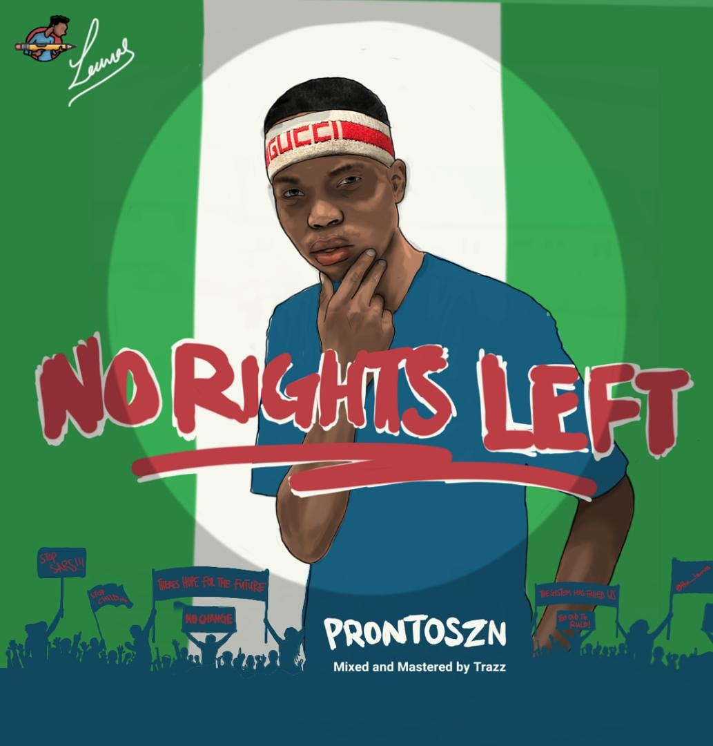 Premiere: Prontoszn – No Rights Left
