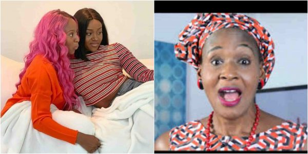Kemi Olunloyo Slams Davido's Girlfriend, Chioma