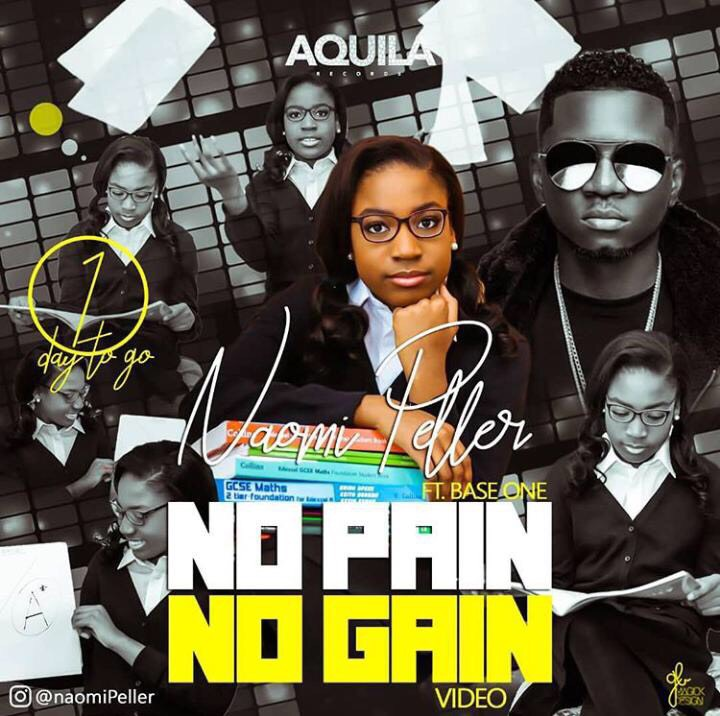 VIDEO: Naomi Peller ft. Baseone – No Pain No Gain