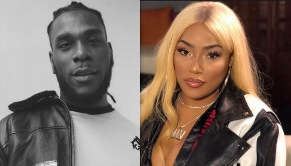 Stefflon Don confirmed dating Burna Boy