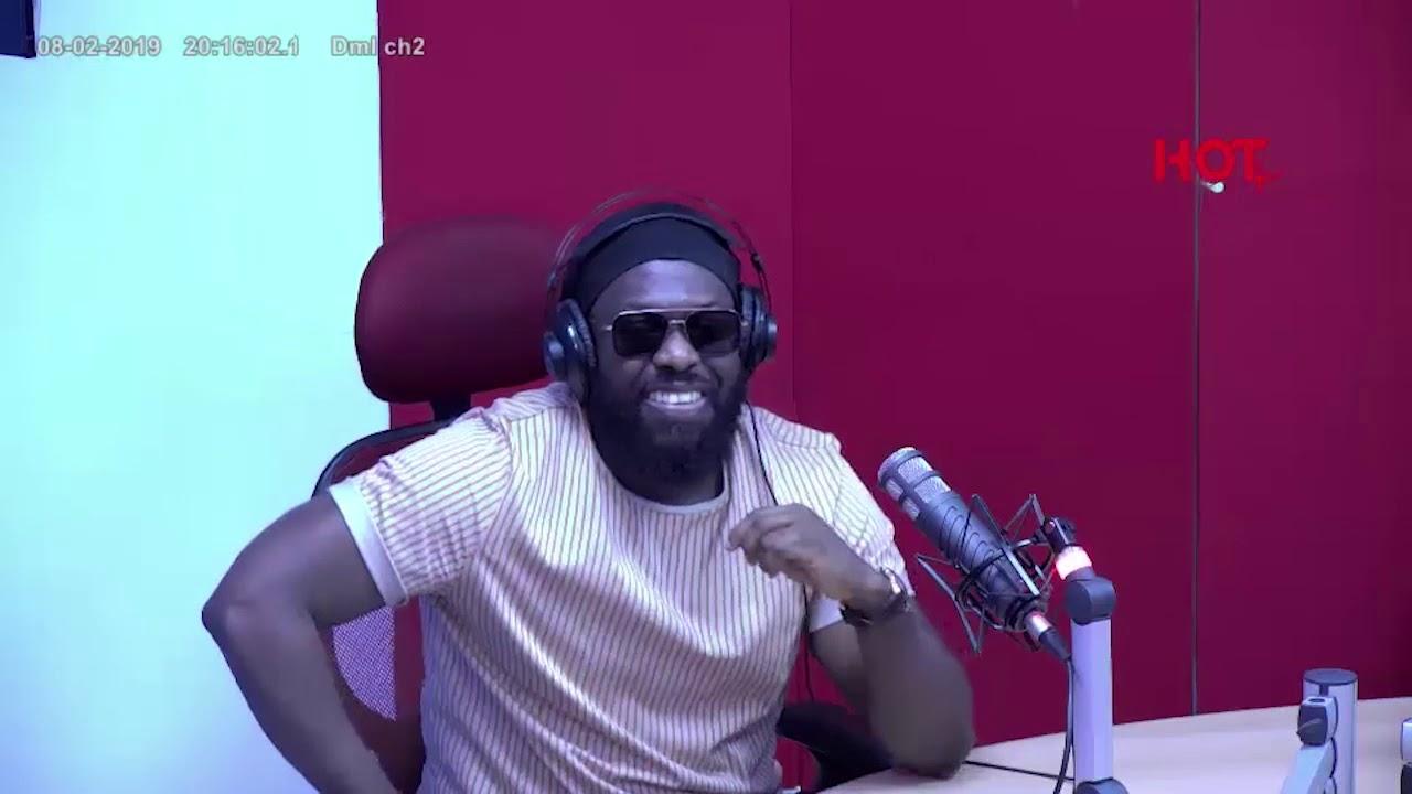 [VIDEO] Timaya Talks On How He Handles Negative Perception, Media & How U.S Rapper Tekashi69 Influenced Him