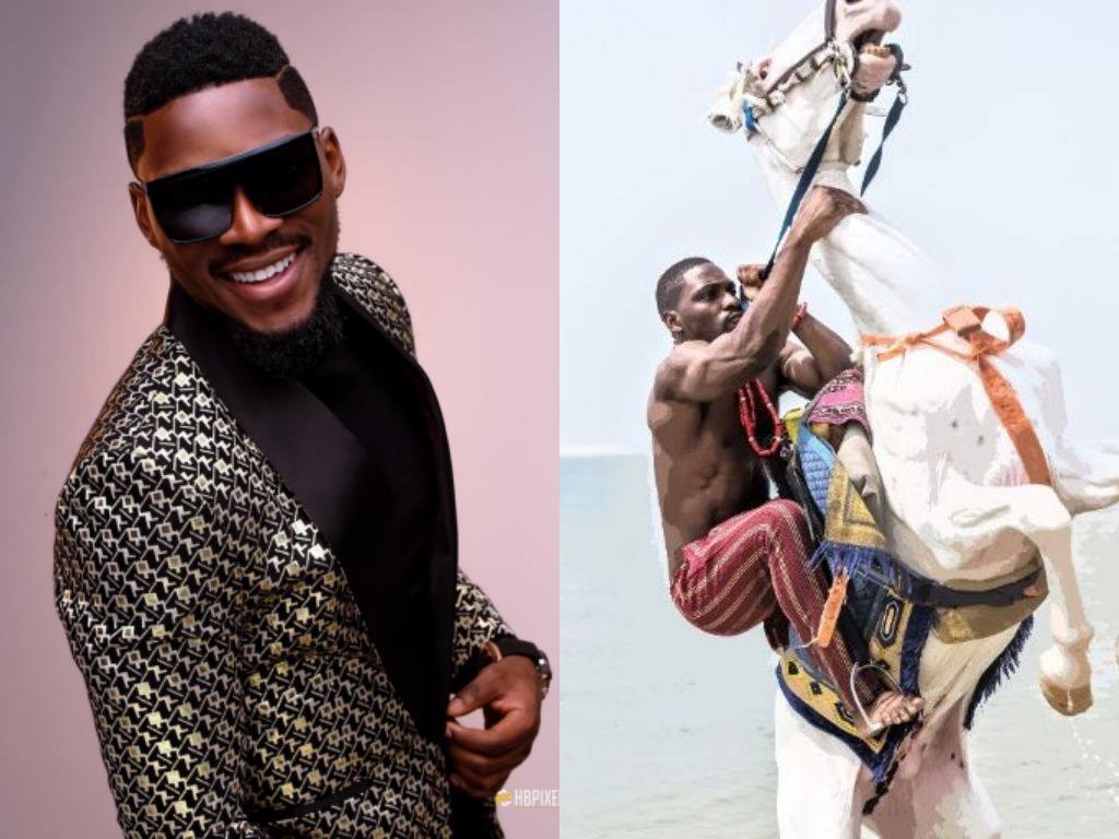 Tobi Bakre Reacts To Accusations of Animal Cruelty