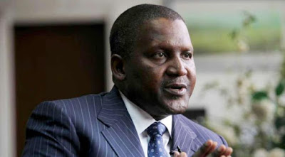 Aliko Dangote Now 64th Richest Man In The World