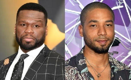 Donald Trump, 50 Cent React To Jussie Smollett's Arrest For Filing False Police Report
