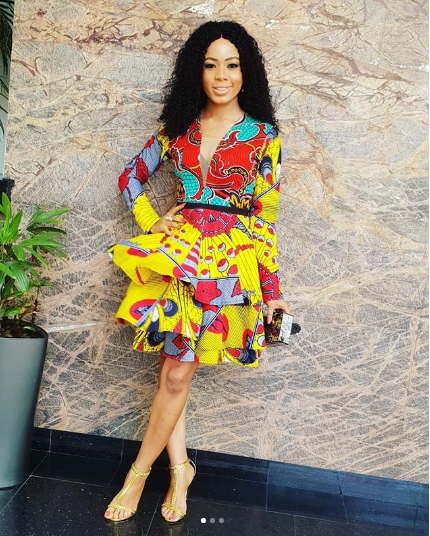 Former BBNaija Housemate, Nina Reaches 1 Million Instagram Followers