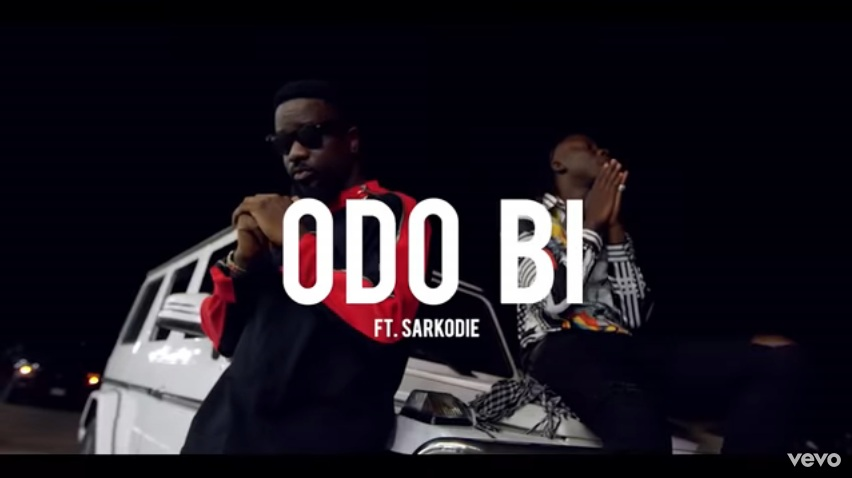 VIDEO: Stonebwoy – Odo Bi ft. Sarkodie