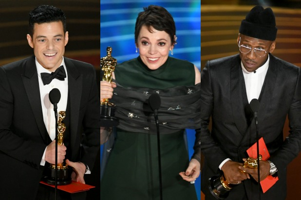 Full List of Winners At The 2019 Oscars