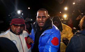 Photos: R. Kelly Turns Himself In To Police