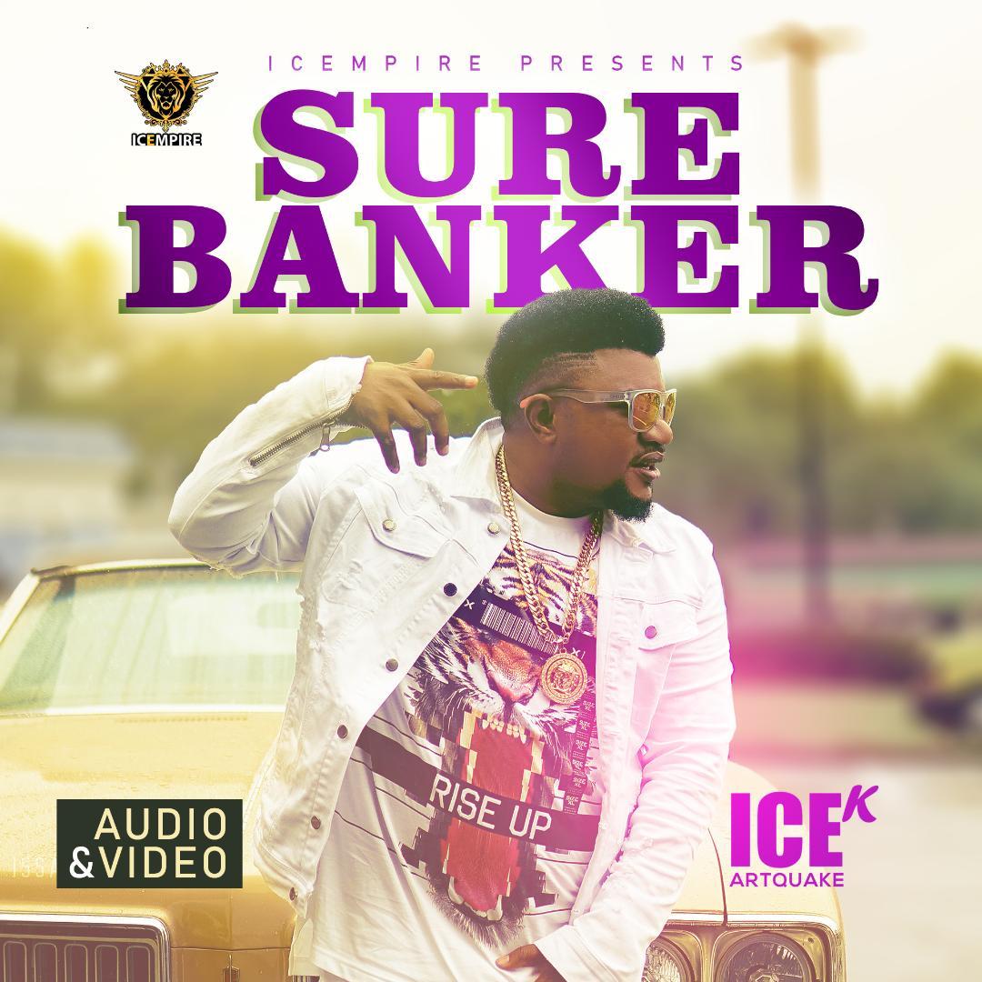 VIDEO: Ice K – Sure Banker