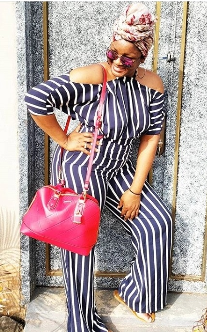 Omotola Ekeinde Shares Photos After Going Through Her First Chemical Peel