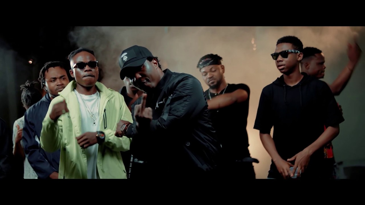 VIDEO: A-Q & Loose Kaynon – Gang Gang ft. Torna