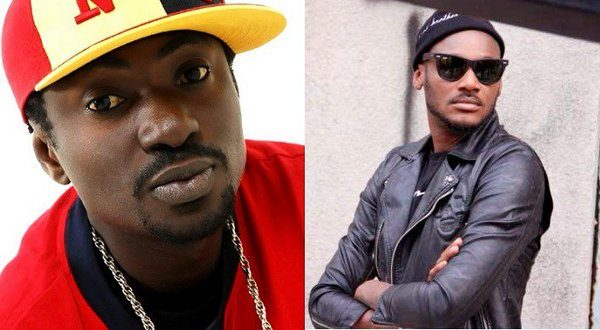 "Blackface Alleges 2Face Idibia Is Gay In Diss Track, ""War"""