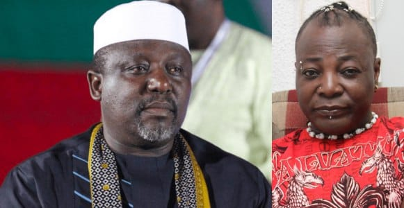 Charly Boy Calls Out Rochas Okorocha