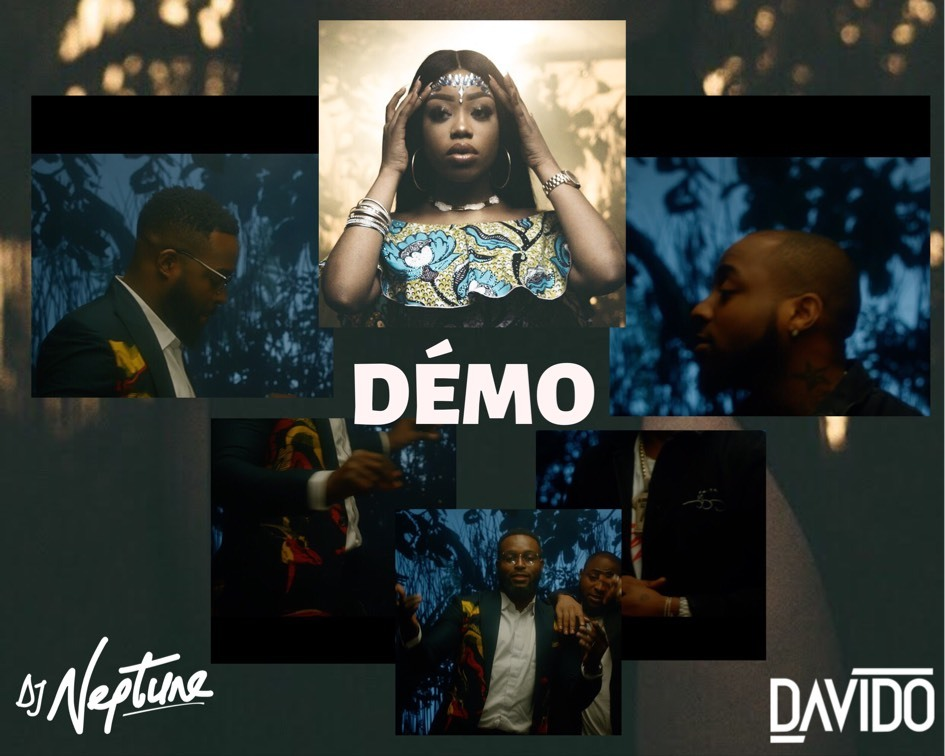 VIDEO: DJ Neptune ft. Davido – Demo