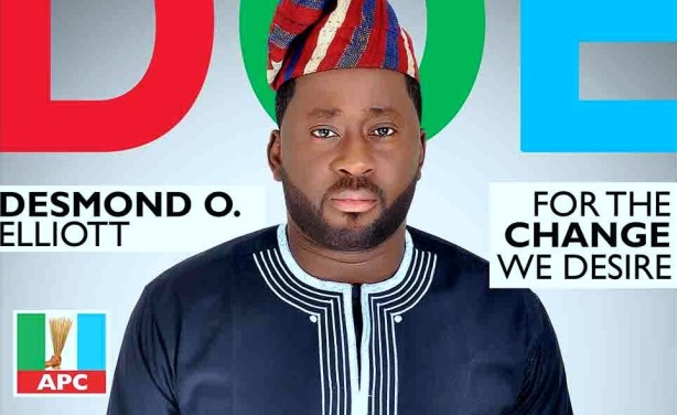 Hoodlums Attack Desmond Elliot In Lagos