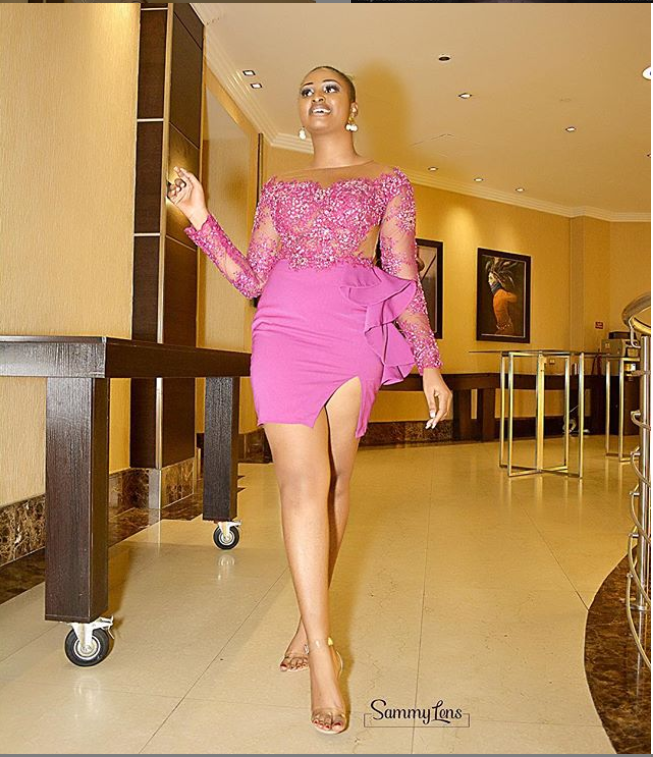 Etinosa Idemudia Shares New Photo And Words of Encouragement Amidst Nude Scandal