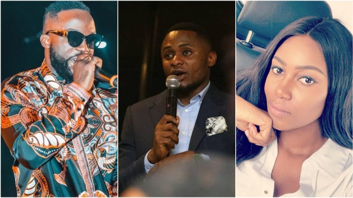 Ubi Franklin Implies Iyanya Assaulted Yvonne Nelson