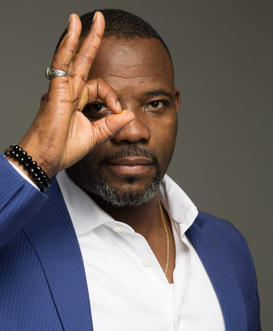 Okey Bakassi Speaks On Having Business With Iluminati