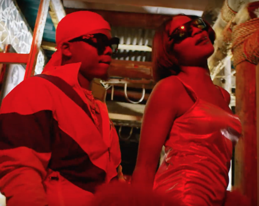 VIDEO: Seyi Shay ft. Harmonize – Koma Roll