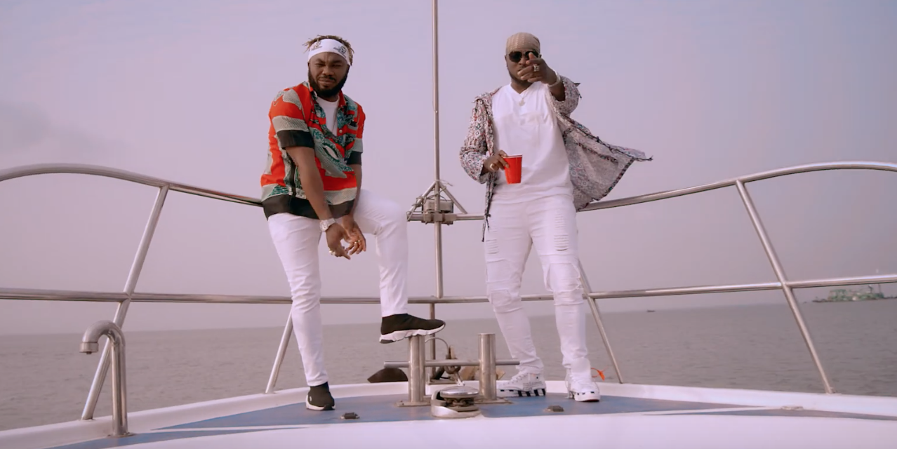 VIDEO: Slimcase – Azaman ft. 2Baba, Peruzzi, DJ Neptune & Larry Gaaga