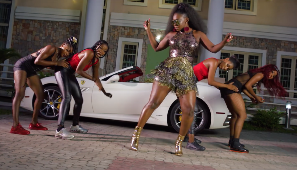 VIDEO: Niniola ft. Sarz – Designer