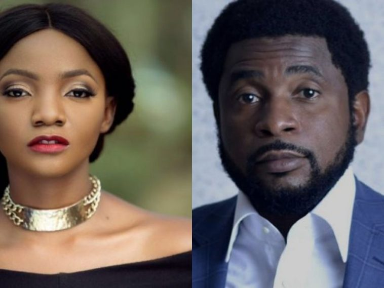 Simi Kicks Against Sermon By Pastor Kingsley Okonkwo On Sex