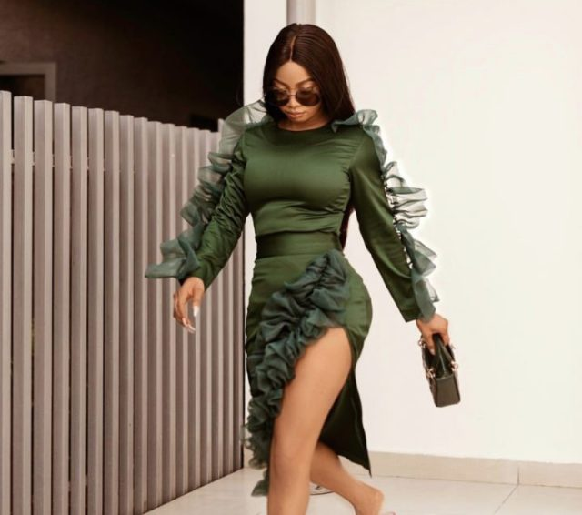 Toke Makinwa To Drop Her Version Of #FvckYouChallenge