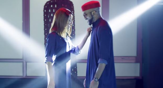 Adesua Etomi Showers Praises On Banky W As He Turns A Year Older