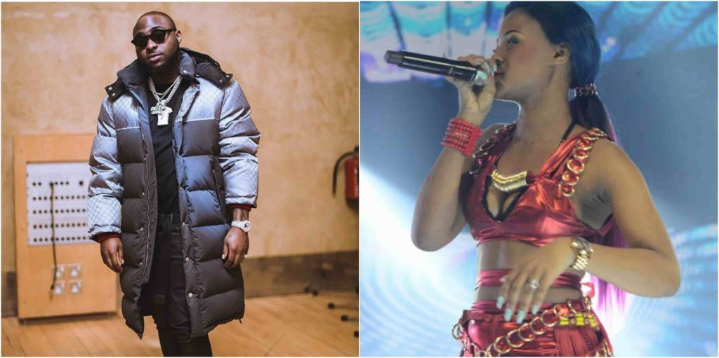 Davido Reacts To Assault On Babes Wodumo