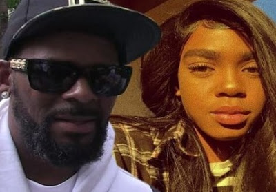 R Kelly Sings To Estranged Daughter On Her Birthday
