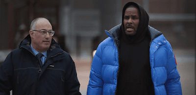 R. Kelly's Manager Defends Him! There Is A S-x Tape, But Nothing Against The Law
