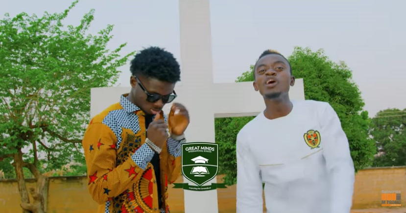 VIDEO: Lil Win ft. Kuami Eugene – Anointing