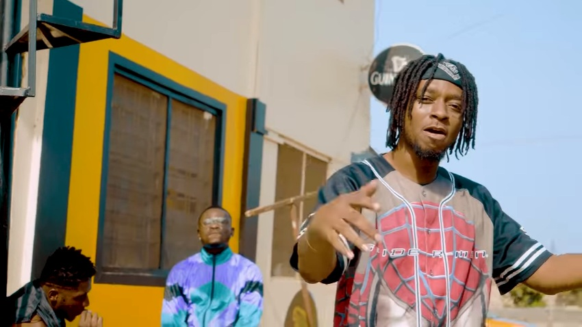 VIDEO: Magnom – Maintain ft. KaySo, Quamina MP, Twitch & Almighty Trei