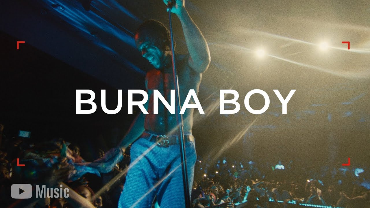 VIDEO: Burna Boy – Artist Spotlight Stories
