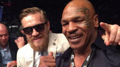 Mike Tyson Has A Word For Conor Mcgregor… Get Asses Kicked…