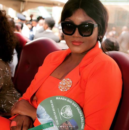 Omotola Jalade-Ekeinde Speaks On Morally Lost Nigerian Youths